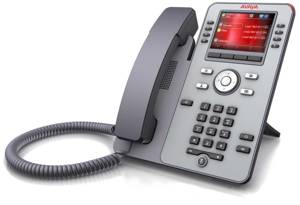 GfK System GmbH Avaya J179 IP Deskphone
