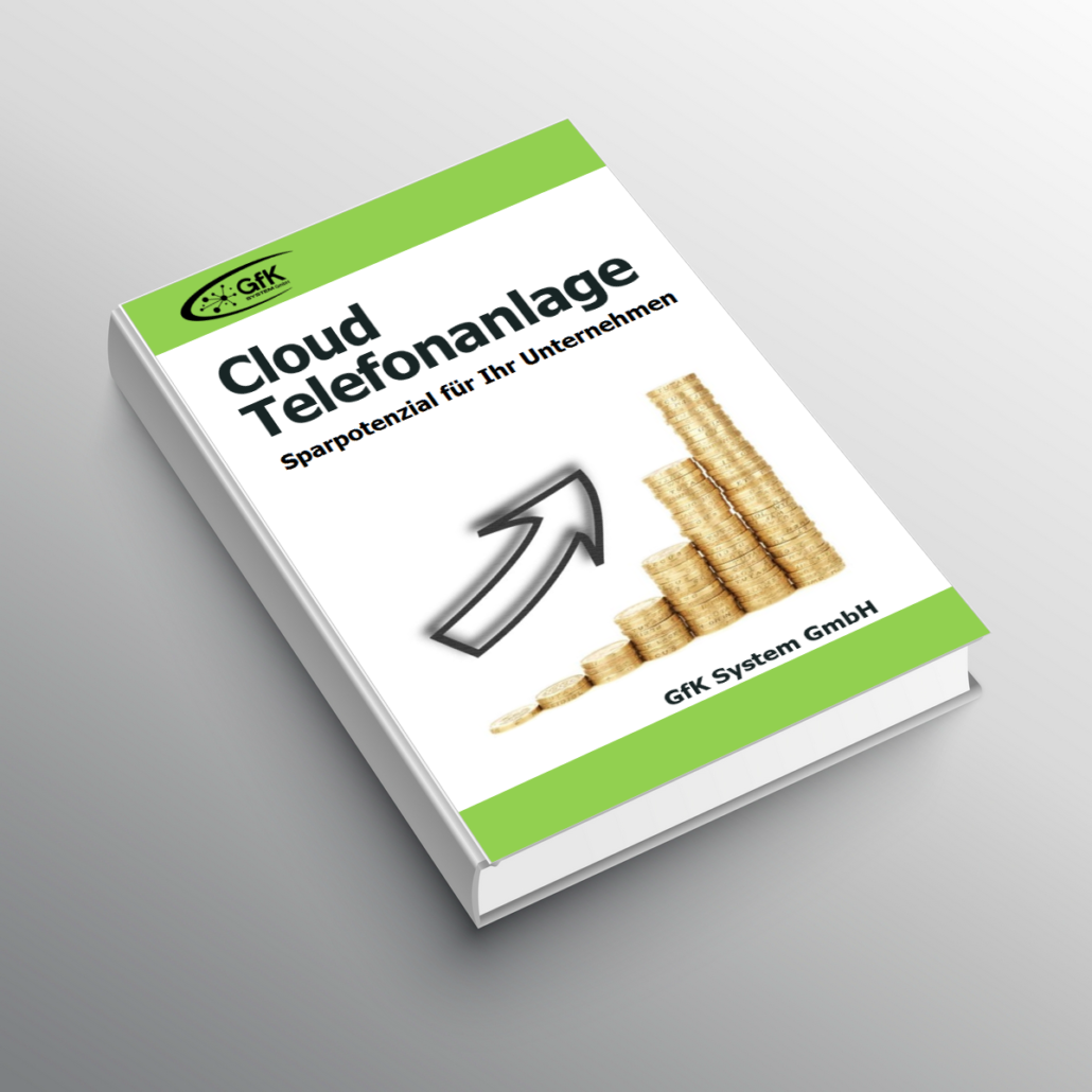 Cloud Telefonanlage Sparpotenzial
