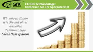 Telefonanlage aus der Cloud - Ihr Sparpotenzial