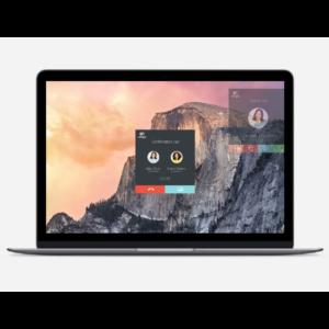 IKARUS Coligo Desktop Softphone Client