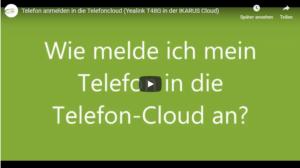Youtube Tutorial GfK System GmbH Wie melde ich mein Telefon in die Telefoncloud an